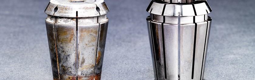 Un large éventail de pinces de serrage FAHRION est protégé efficacement contre la corrosion dès maintenant.