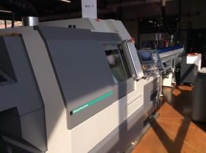 Dernières machines entrées dans l'atelier