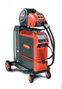Le TPS/i permet à Rosenbauer une fabrication particulièrement rentable. Le spécialiste des techniques anti-incendie peut désormais maintenir sa production en Autriche à un niveau élevé et ce sur le long terme. (Source : Fronius)�
