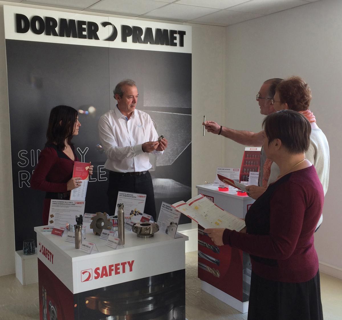 Dormer, Pramet et Safety unissent leurs forces en France ...