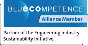 Logo de Blue Competence Machine Tool Alliance�