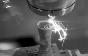 Fabrication additive par procédé Clad