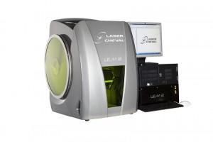Poste compact de marquage laser
