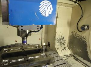 L'usine PSA de Mulhouse travaille sur 6 machines Huron équipées de palpeur m&h