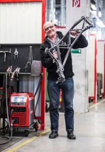 Josef Baier, chef de production de WP Performance Systems (Source : Fronius)