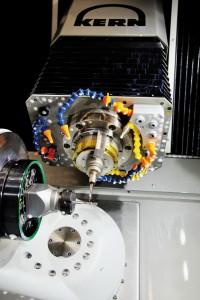Précision extrême durable : la gestion thermique de la Kern Micro régule la température avec une précision de plus/moins deux centièmes de degré