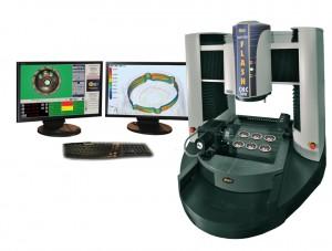 Mesure de cupule sur SmartScope Flash CNC 300