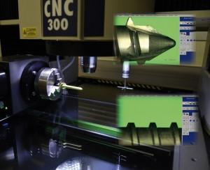 Mesure de vis sur SmartScope Flash CNC