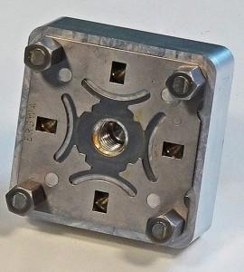 Montage multi-pièces sur plaque de centrage ITS