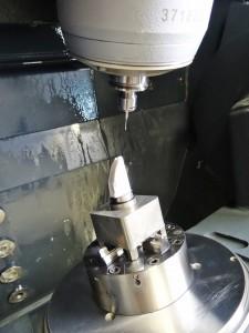 Précision de positionnement sur machine Ultrasonic